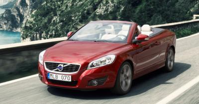Volvo C70 retylée : à partir de 32 950 euros