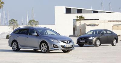 Nouvelle Mazda6 en vidéo : déjà l'heure du restylage