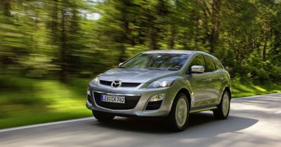 CX-7 Élégance : une nouvelle version d'accès au SUV Mazda