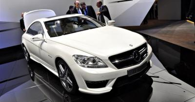 Mercedes CL 63 et 65 AMG restylées : Pachydermes sportifs