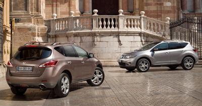 Nissan Qashqai et Murano 2012 : Deux gouttes d'eau !