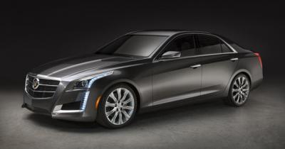 Nouvelle Cadillac CTS : les moyens de ses ambitions?