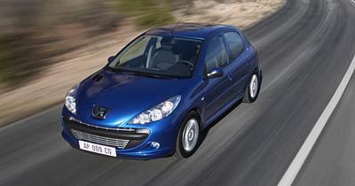 Peugeot 206 + : chirurgie lourde