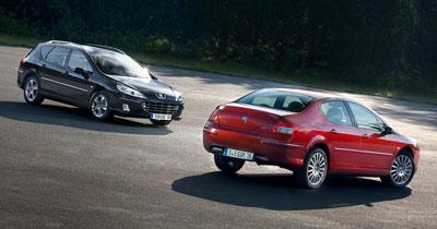Peugeot 407 restylée : le baroud d'honneur