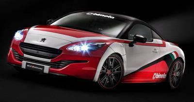 Peugeot RCZ-R Bimota : un coupé français à la sauce italienne