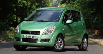 Suzuki Splash ''pack tranquillité'' : plus de garanties