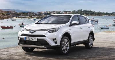 Toyota RAV4 Hybrid: pour se réconcilier avec les gros SUV