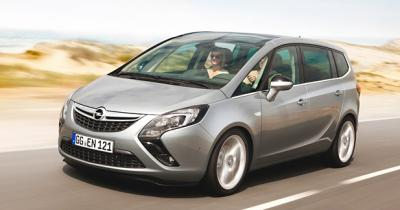 Opel offre un nouveau Diesel à son Zafira