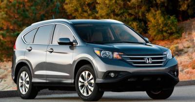 Honda sonne le rappel de près de 440 000 CR-V