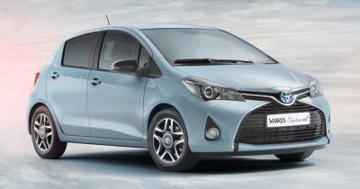 Toyota Yaris Cacharel: glamour à bord