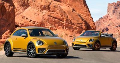 Volkswagen Coccinelle Dune: à la californienne