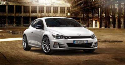 Volkswagen Scirocco restylé: du nouveau dans la gamme
