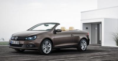 Volkswagen Eos restylée : l'Eos prend la coupe au carré