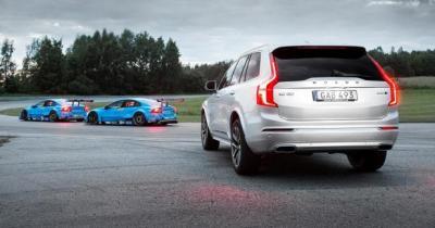 Polestar donne du muscle au Volvo XC90