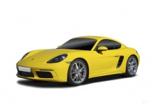 Porsche Cayman type 981