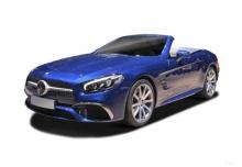 Mercedes Classe sl roadster vi