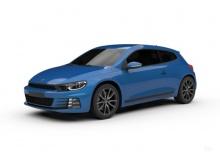 Volkswagen Scirocco ii