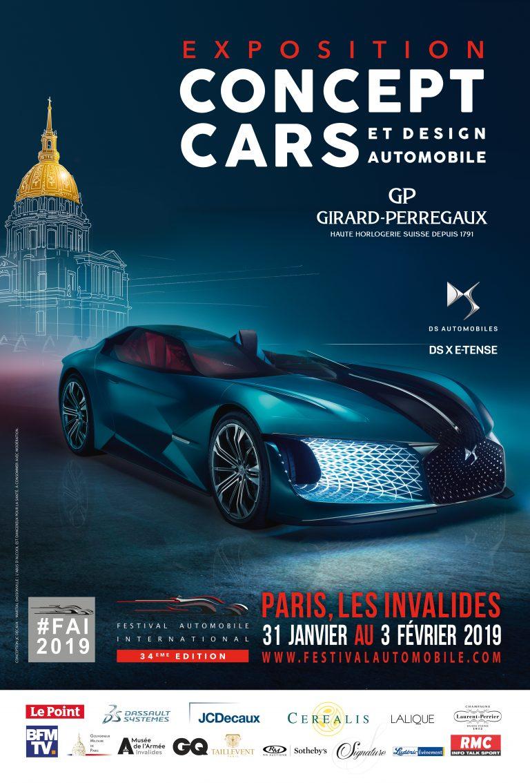 Festival Automobile International 2019