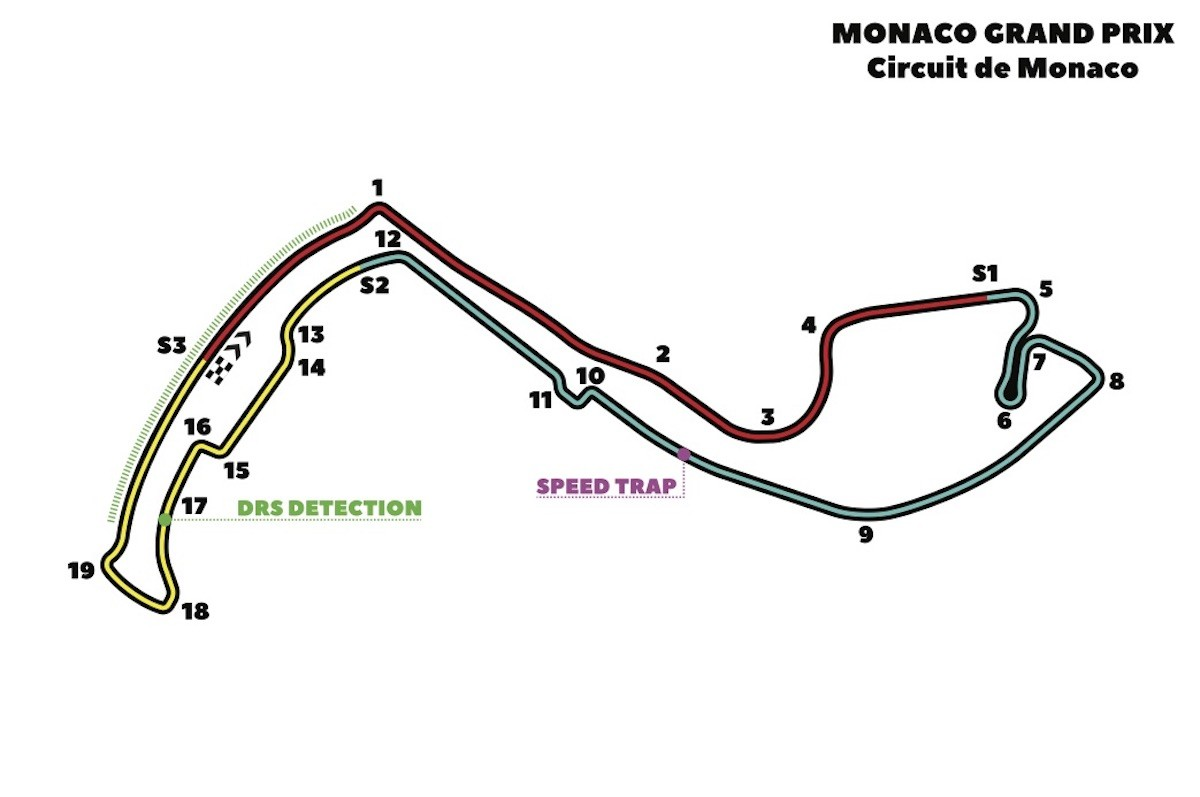 Grand Prix de Monaco 2019