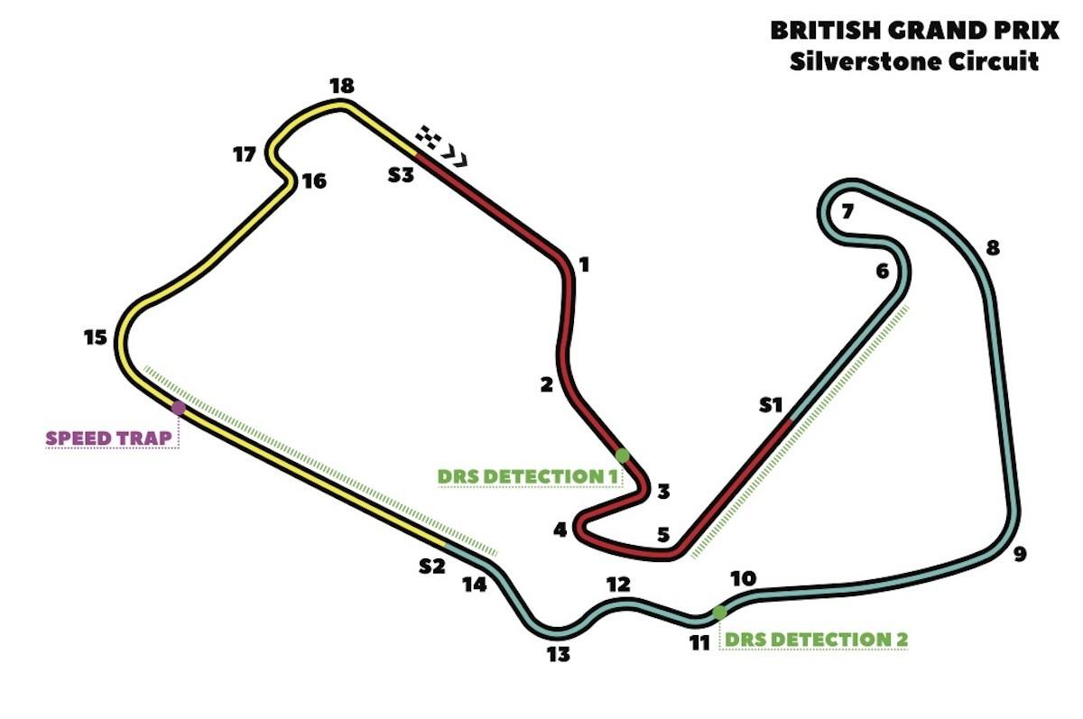 Grand Prix de Grande Bretagne 2019