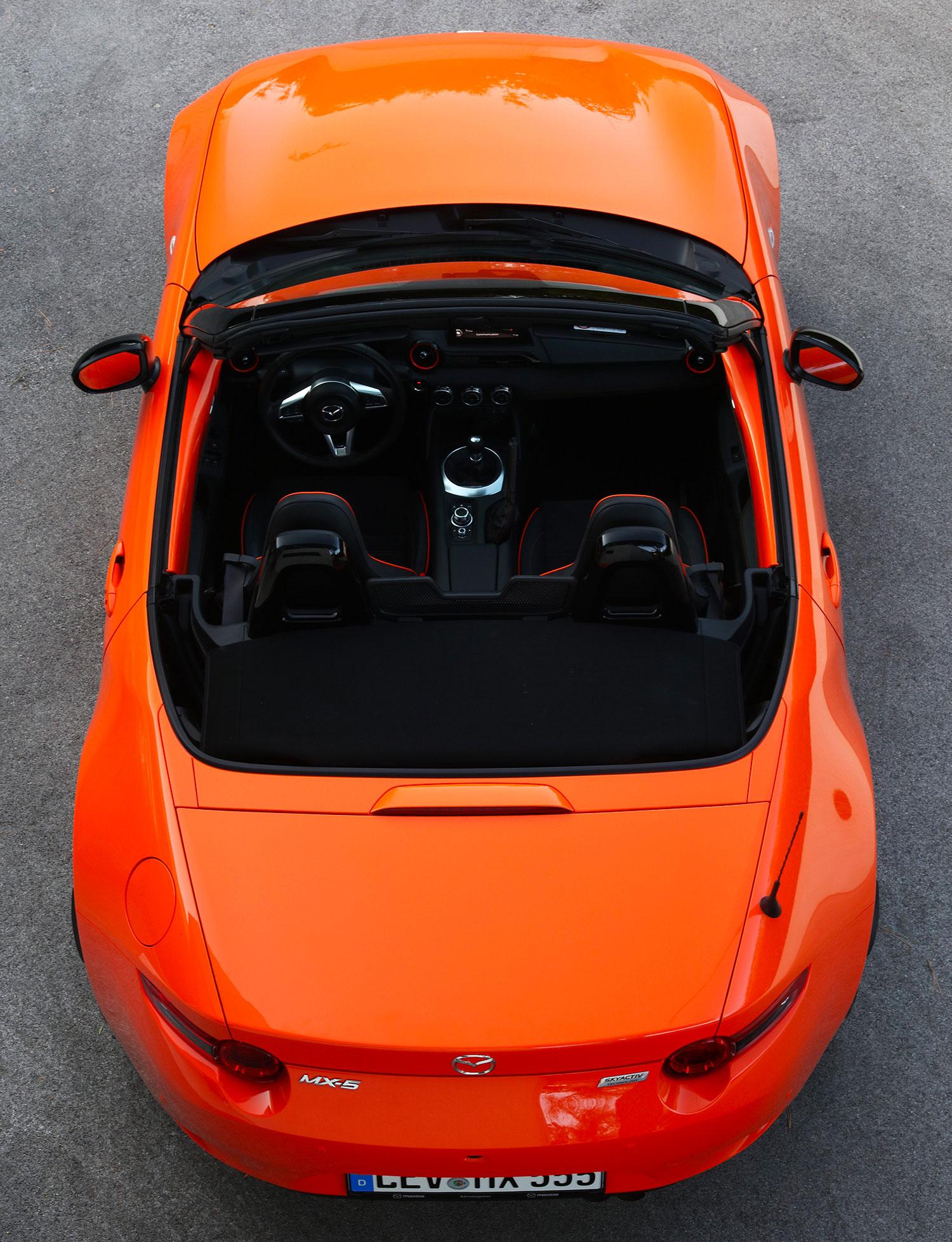 Mazda MX-5 : changez d'air !