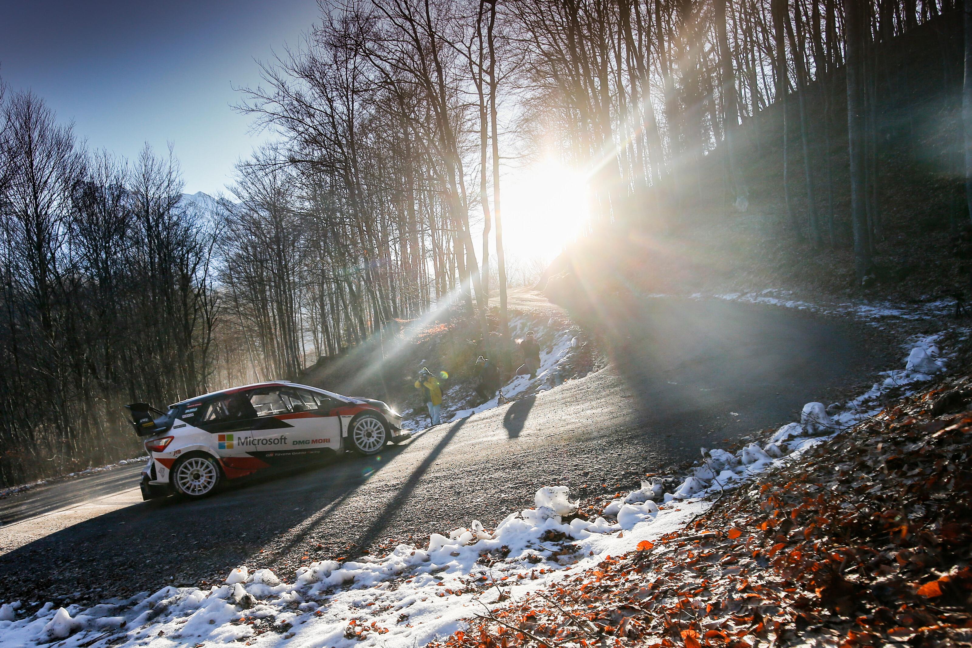 Rallye de Monte-Carlo 2020