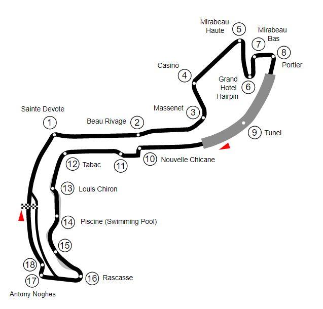 Grand Prix de Monaco 2020