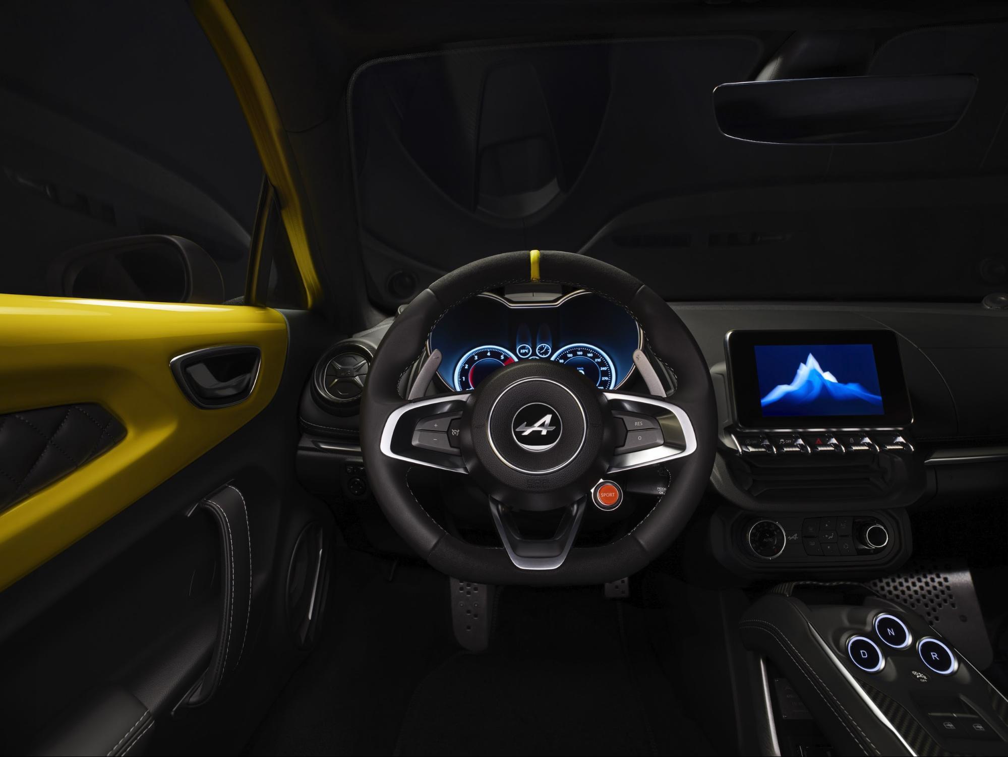 Alpine A110 Color Edition : prix, date de sortie et fiche technique