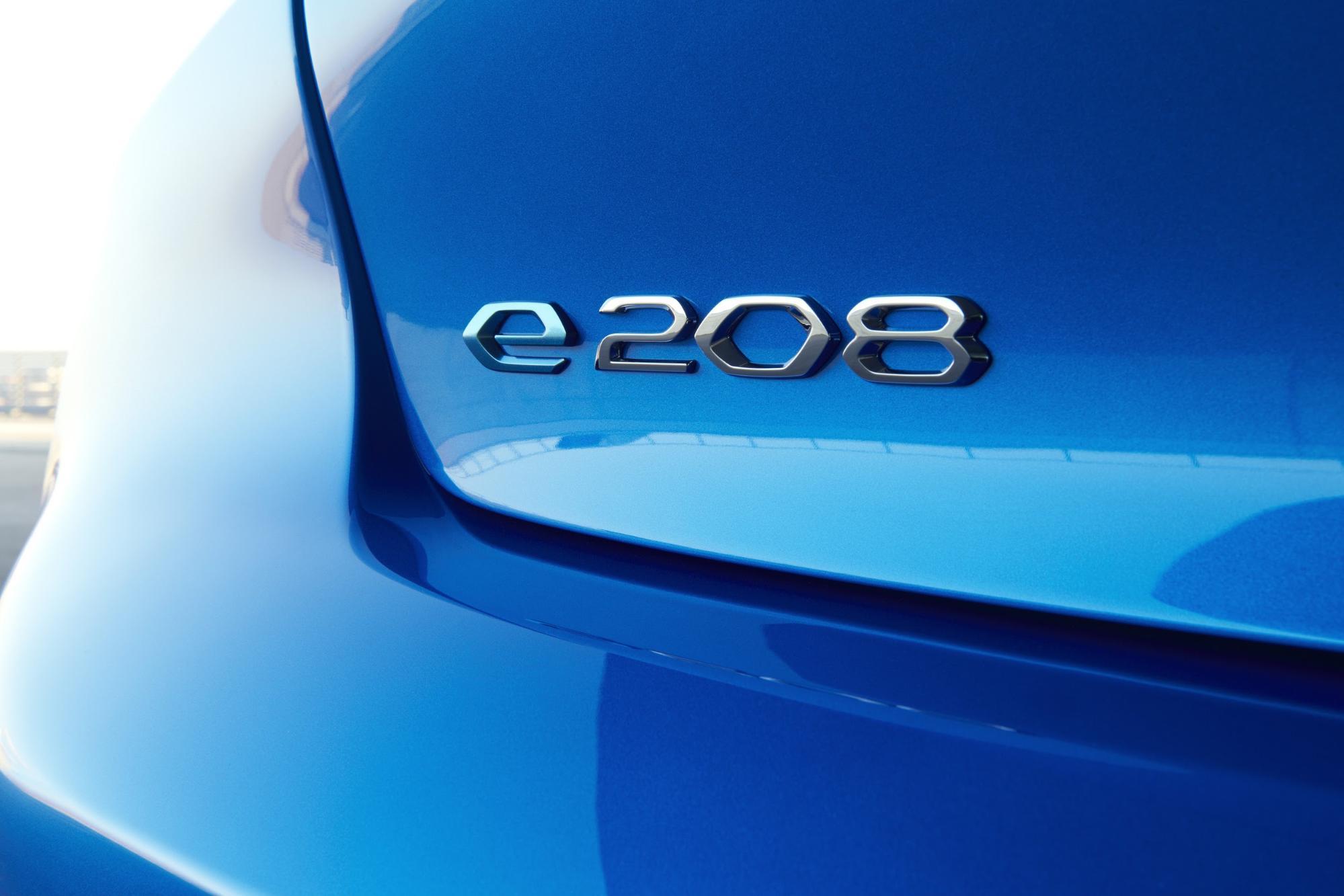Peugeot e-208 : essai, prix, autonomie, date de sortie et fiche technique
