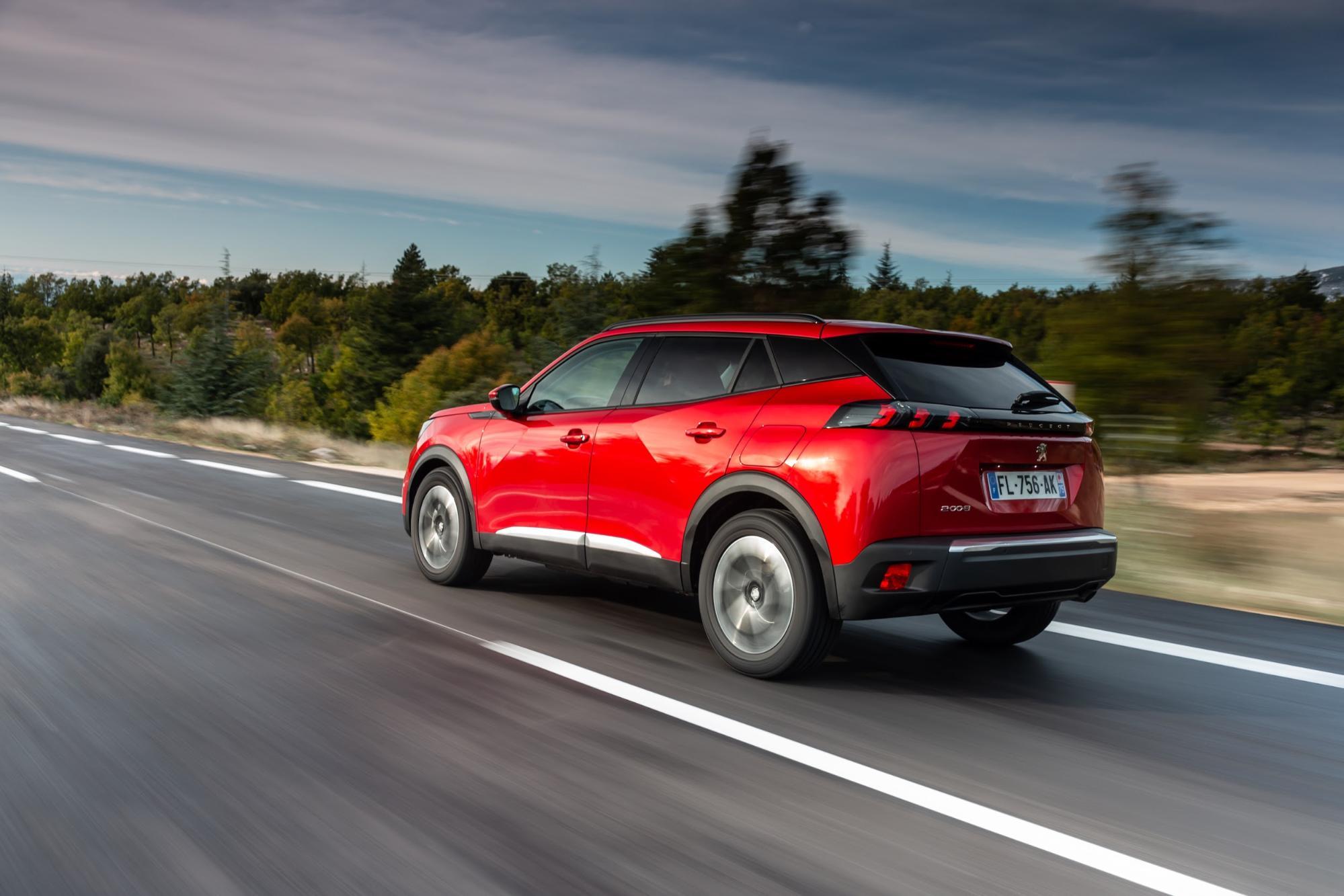 Peugeot 2008 : essai, prix, date de sortie et fiche technique