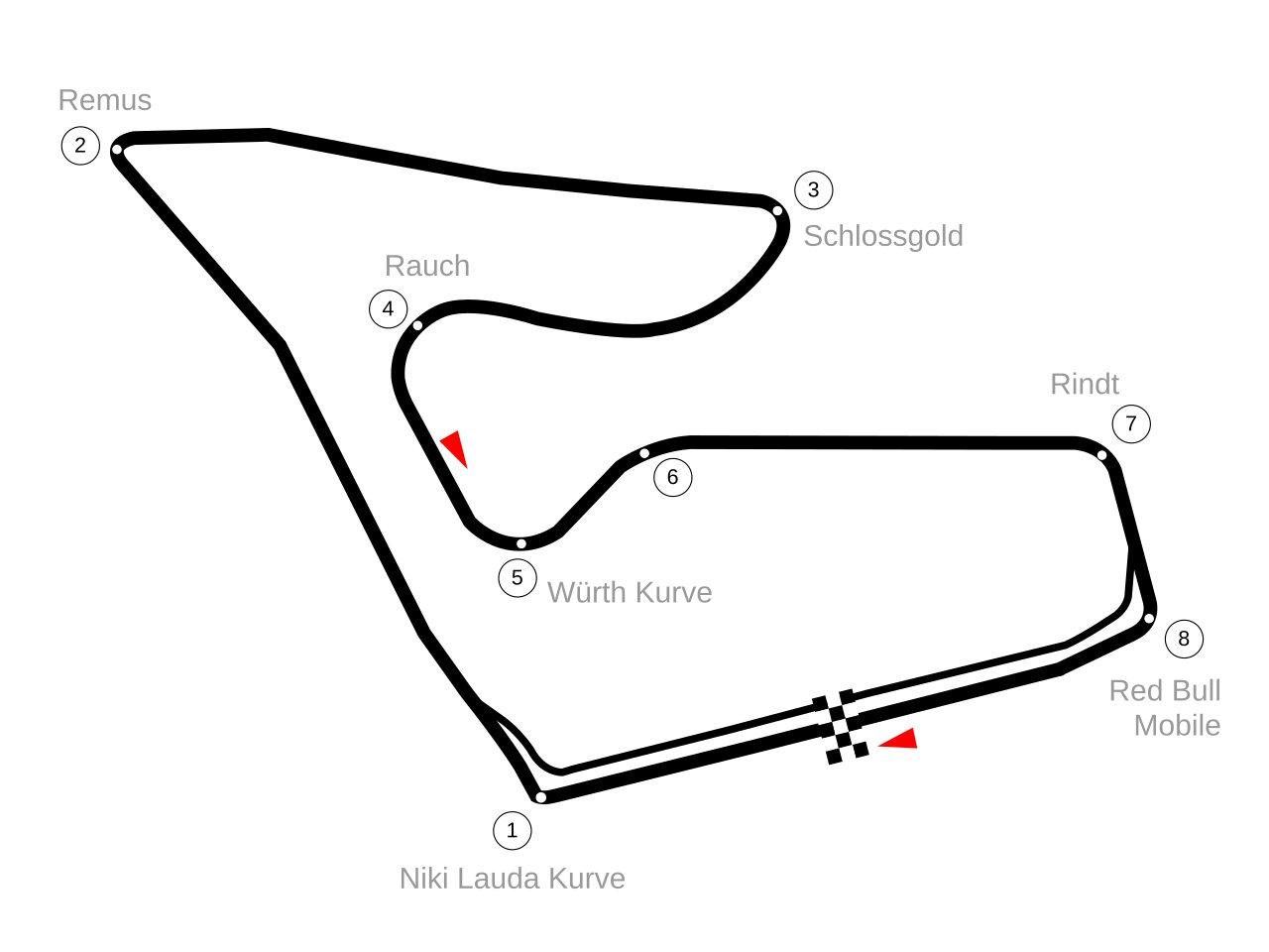 Grand Prix d'Autriche 2021
