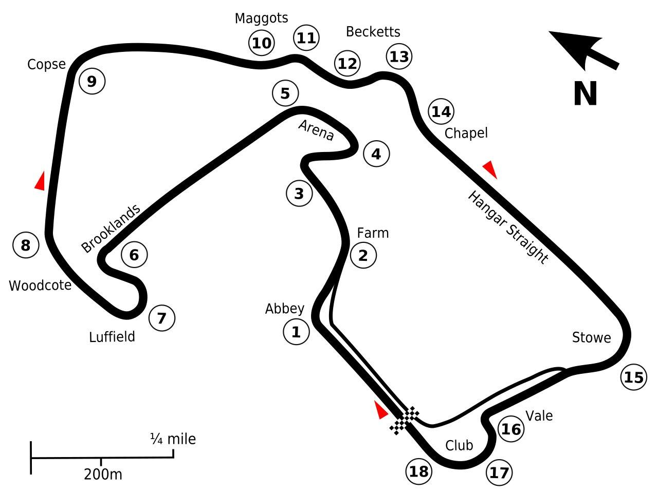Grand Prix de Grande-Bretagne 2021