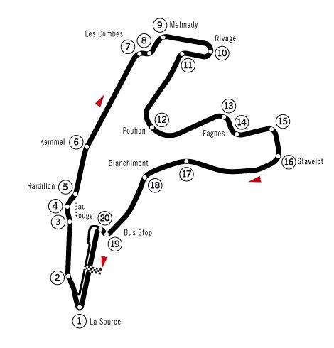Grand Prix de Belgique 2021