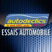 <![CDATA[Essai automobile  : vidéos, photos, fiches sur Autodeclics.com]]>