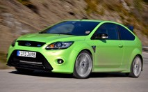 Essai Ford Focus RS : les lois de la traction
