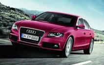 Audi A4 TDI e : berline premium à 119 g/km de CO2