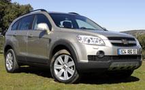 Essai Chevrolet Captiva : à l'assaut du Vieux Continent