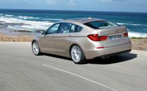 BMW Série 5 Gran Turismo : espèces croisées