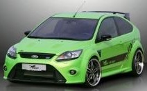Ford Focus RS Wolf Racing : 55 ch de plus à dompter