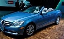 Mercedes Classe E Cabriolet : évasion en 1ère classe