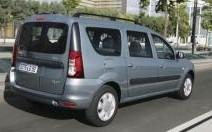 Dacia Logan MCV : pas chère au m3 !
