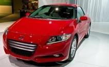 Honda CR-Z en vidéo : l'ascète hédoniste