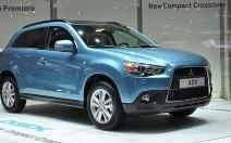 Mitsubishi ASX : Sur les traces du Qashqai !