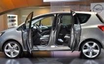 Opel Meriva II : star cinématique