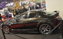 Mazda RX-8 restylé : ça tourne rond au salon