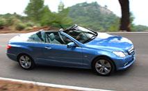 Essai Mercedes Classe E Cabriolet 250 CDI : sans froid, ni toit