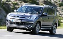 Essai Citroën C-Crosser : chevrons hauts sur pattes