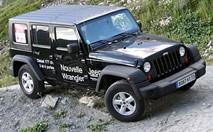 Essai Jeep Wrangler Unlimited : familiale de l'extrême