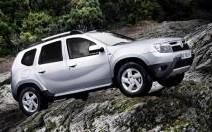 Le Dacia Duster passe au bioéthanol