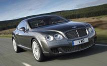Bentley Continental GT Speed : furibonde !
